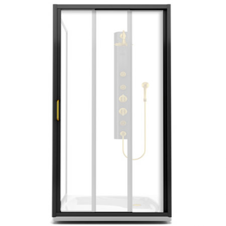Naklejki Na Kabinę Prysznicową Idecorshop Naklejka Na Szklane Drzwi